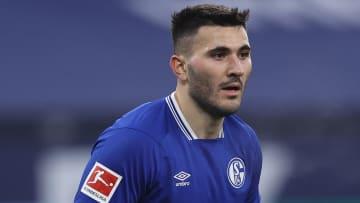 Sead Kolasinac ist gekommen, um den FC Schalke in der Bundesliga zu halten.