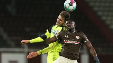FC St. Pauli v SC Paderborn 07 - Second Bundesliga