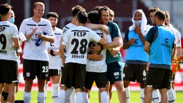 FC St. Pauli v SSV Jahn Regensburg - Second Bundesliga