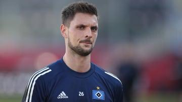 Wackelte schon vor dem 0:1, bei dem er ebenfalls nicht gut aussah: HSV-Keeper Sven Ulreich