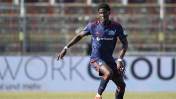 Amadou Onana wird den HSV wohl noch verlassen