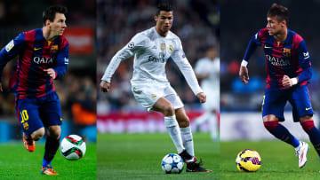 Le Barca et le Real sont presque chaque année l'équipe qui marque le plus de but.