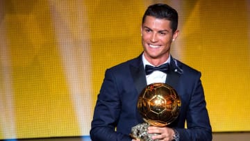 Cristiano Ronaldo ganó el Balón de Oro 2014