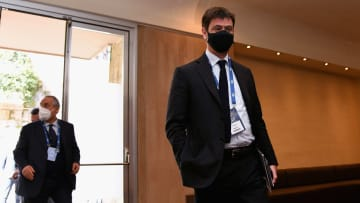 Andrea Agnelli is the chairman of the ECA