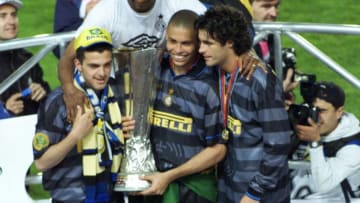 Ronaldo steered Inter to UEFA Cup glory in 1997/98