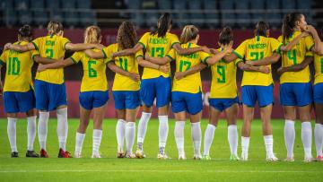 Brasil acabou eliminado pelo Canadá nos Jogos de Tóquio