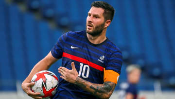 Andre-Pierre Gignac is the tournament's top scorer