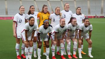 FOOTBALL-OLY-2020-2021-TOKYO-SWE-USA