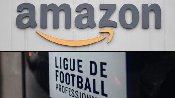 Le géant Amazon va diffuser jusqu'à 80% du programme de Ligue 1 cette saison.