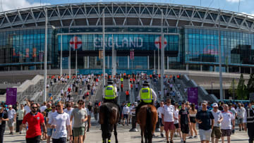 Estádio inglês é um dos símbolos da atual edição da Euro