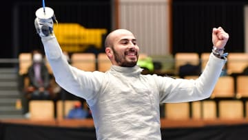 Italy's Alessio Foconi is the favorite in the odds to win the men's fencing individual foil Gold Medal at the 2021 Tokyo Olympics.