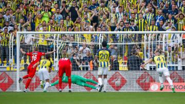 Penaltı anı
