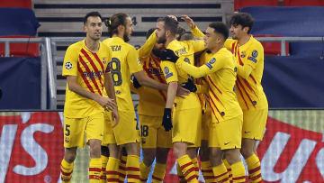 Ferencvaros Budapest v FC Barcelona: Group G - UEFA Champions League