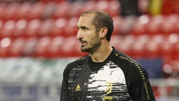 Chiellini will miss out on Juventus' trip to face Lazio