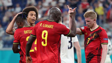 De Bruyne and Lukaku are close friends off the pitch