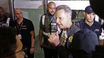 Presidente do Flamengo foi nomeado como interventor da  CBF