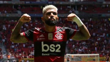 Dentro do Maracanã, o Flamengo largar com uma vitória nas semis da Conmebol Libertadores.