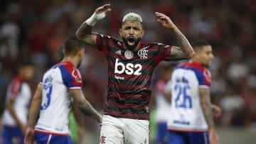 Bahia e Flamengo se enfrentam pela 12ª rodada do Campeonato Brasileiro.