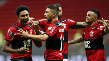 Flamengo venceu o Defensa e se classificou às quartas da Libertadores