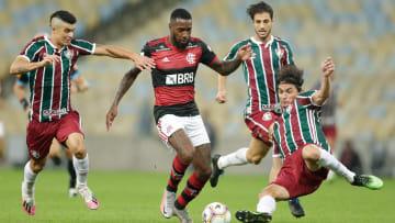 Dupla Fla-Flu vai receber uma boa quantia com ida de Gerson para o Olympique de Marseille.