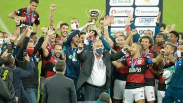 Flamengo bateu o Fluminense na última decisão do Carioca.