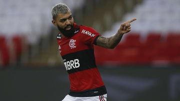 Atleta do Flamengo não se cansa de marcar gols