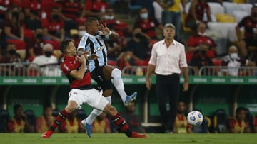 Flamengo e Grêmio voltam a se enfrentar noMaracanã