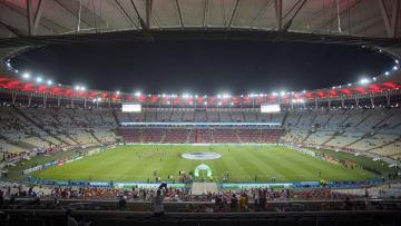 Jogo de quarta marcou retorno do público ao Maracanã
