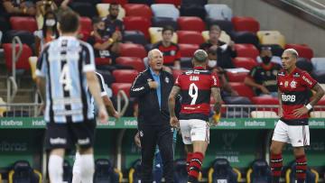 Flamengo e Grêmio voltam a se enfrentar depois da disputa na Copa do Brasil