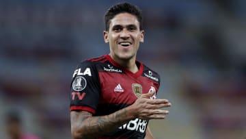 Pedro foi um dos 18 convocados pela Seleção Brasileira para os Jogos Olímpicos de Tóquio. Flamengo não quer liberar o atleta.