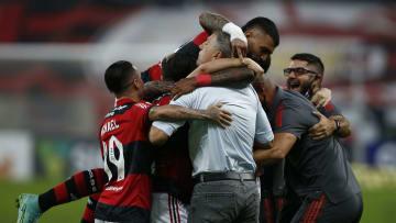O Flamengo não perdoou o ABC e aplicou uma das suas maiores goleadas na Copa do Brasil.