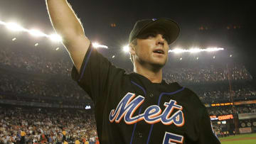 The New York Mets are bringing back their classic black alternate jerseys in 2021.