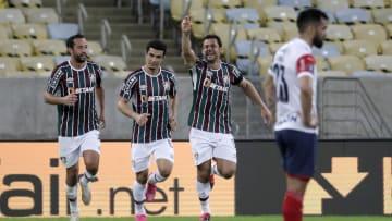 Fluminense voltou a vencer o Cerro Porteño