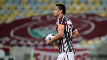 Fred é a grande estrela do Fluminense nesta temporada