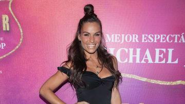 Jenny García presumió su pancita de embarazo