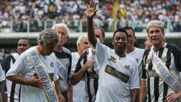 Former Brazilian footballer Edson Arante