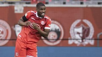 Kevin Danso évoluait avec le Fortuna Dusseldorf la saison dernière.
