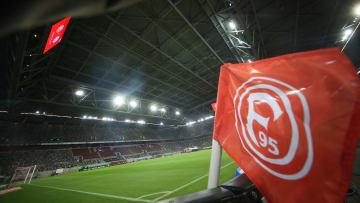 Die Fortuna hat im heimischen Stadion Hannover zu Gast