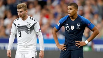 Kylian Mbappe, Timo Werner