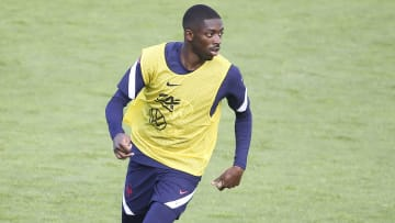Ousmane Dembele has been ruled out of Euro 2020