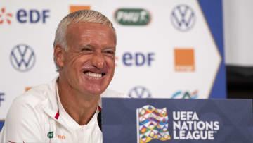 Didier Deschamps a profité de ces trois matchs pour essayer un nouveau système