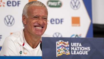 Didier Deschamps n'a pas cité la Belgique parmi ses favoris à l'Euro
