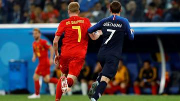 La Belgique et la France se retrouvent pour la première fois depuis 2018.