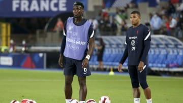 Pogba y Mbappé acaban contrato esta temporada