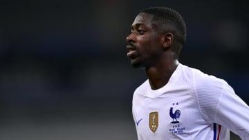 Ousmane Dembélé a envoyé un message à ses coéquipiers tricolores.