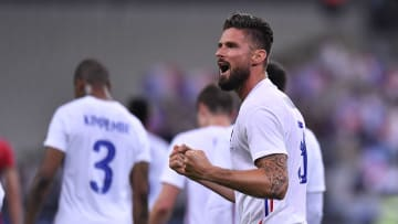 Olivier Giroud doit être titulaire face à la Hongrie.
