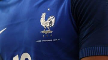 Fransa Milli Takımı'nın logosu