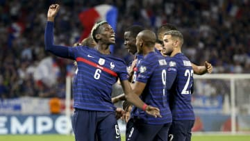 France are looking to reach the 2021 UEFA Nations League final