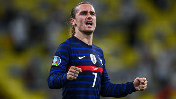 Antoine Griezmann would like to play in MLS one day