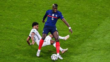 Paul Pogba dominiert für Les Bleus